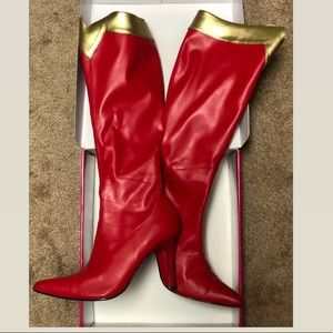 Shoes - Wonder Women Leather Boots 👢